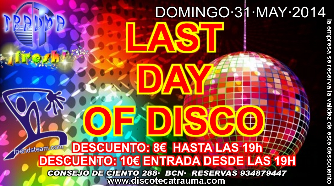 Flyer domingo